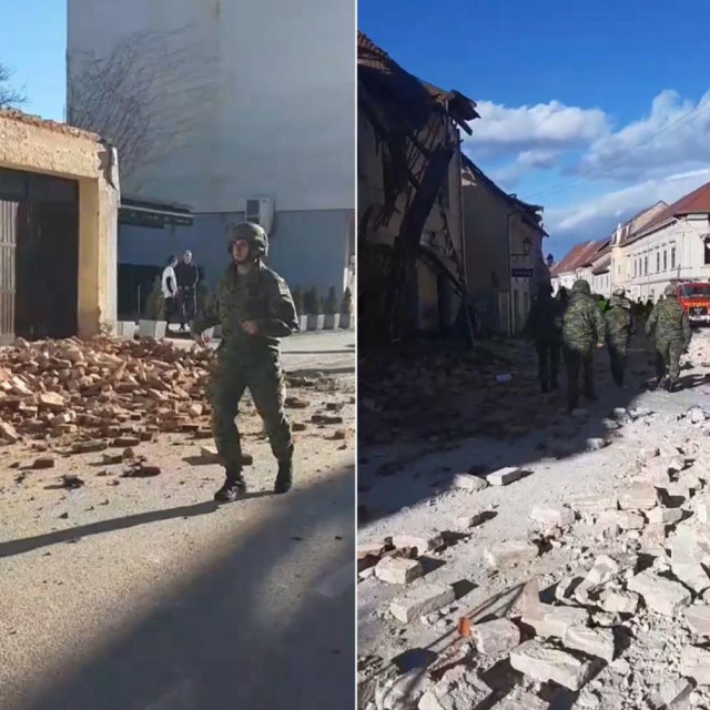 Potres u Petrinji