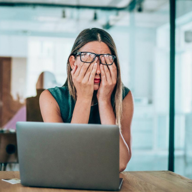 Moglo bi vas iznenaditi da napetost uzrokovana stresom može izazvati i probleme s vidom ili sa zubima