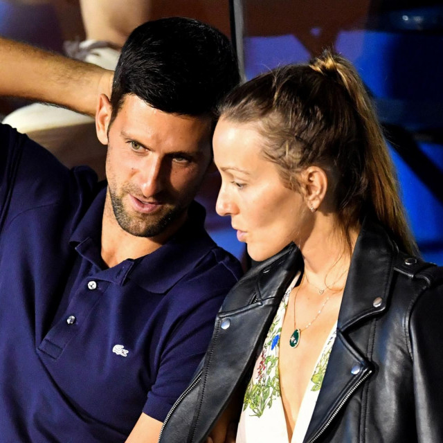 Novak Đoković sa suprugom bio je u Zadru u lipnju