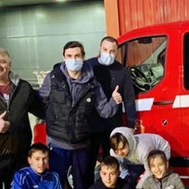 Darijo Srna poznat je humanitarac