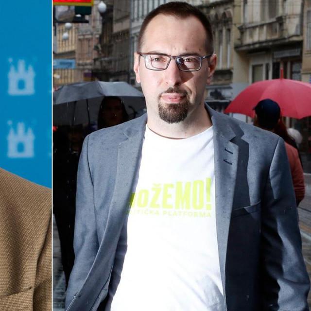 Milan Bandić, Tomislav Tomašević