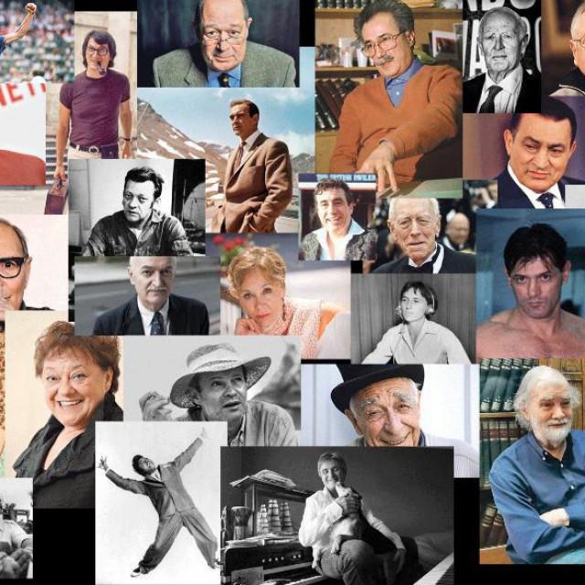 Poznate osobe koje su umrle 2020.