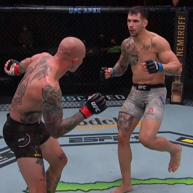 Anthony Smith vs. Aleksandar Rakić
