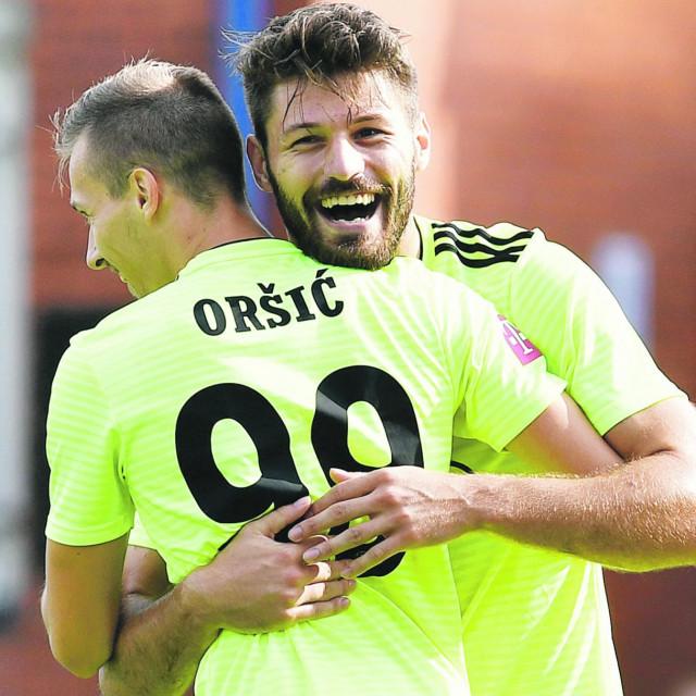 Bruno Petković i Mislav Oršić