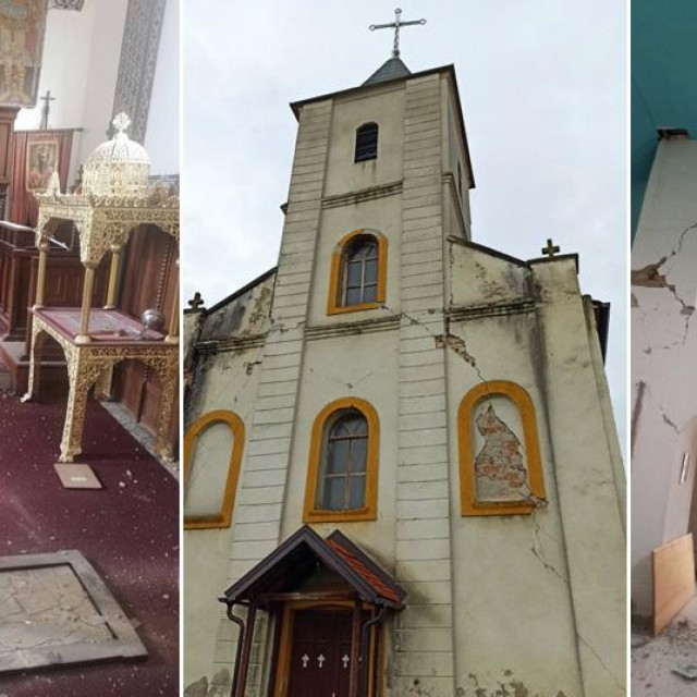Porušene pravoslavne crkve