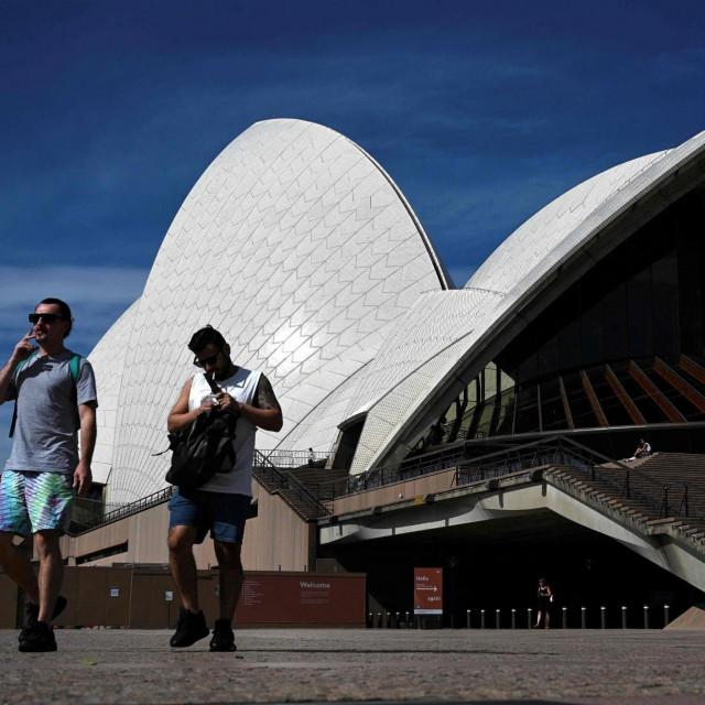 Opera u Sydneyu