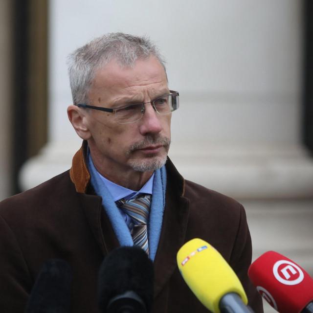 Guverner Boris Vujčić