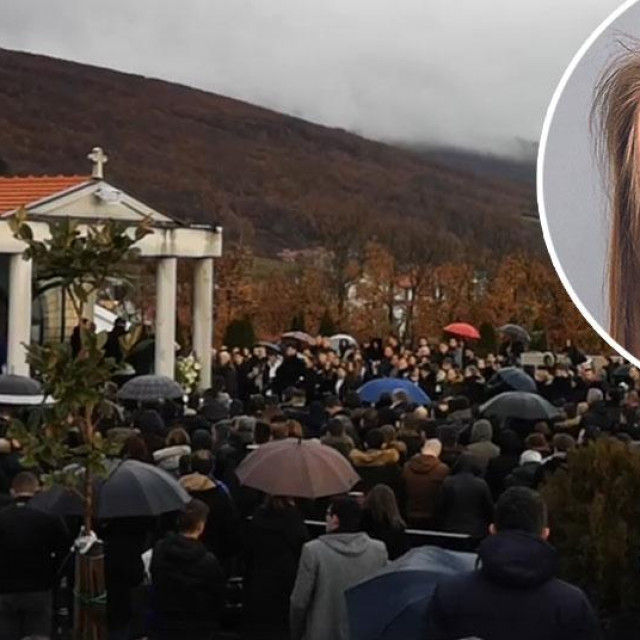 Pogreb Mirele Rezo