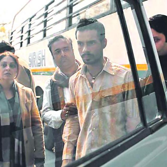 serija 'Delhi Crime'