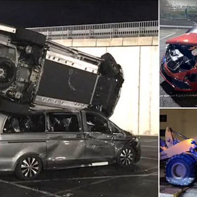 Napad na tvornicu Mercedesa