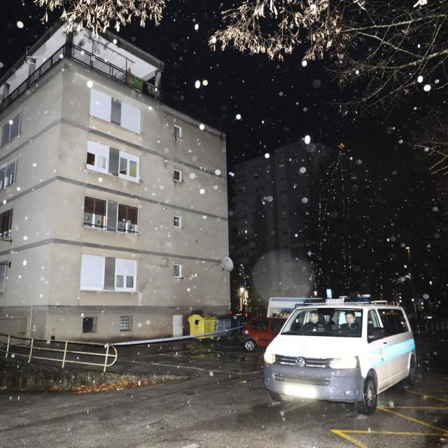 Napuknute zgrade u Zaprešiću