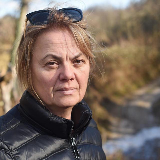 Branka Bakšić Mitić, dogradonačelnica Gline (2019.)
