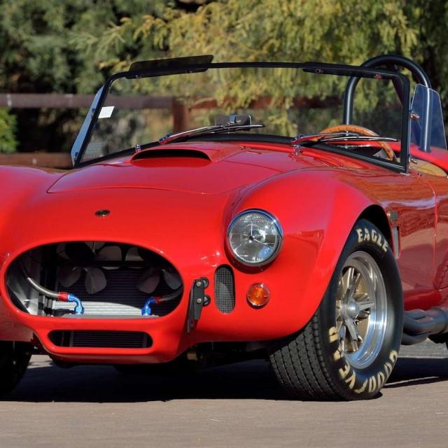 Shelby 427 Cobra FAM