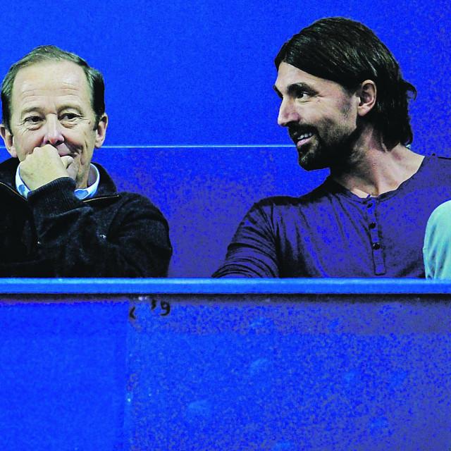 Bob i Goran zajedno tijekom Indoorsa
