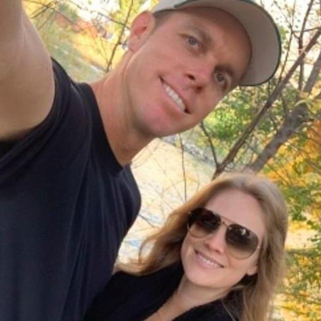 Sam Querrey sa suprugom