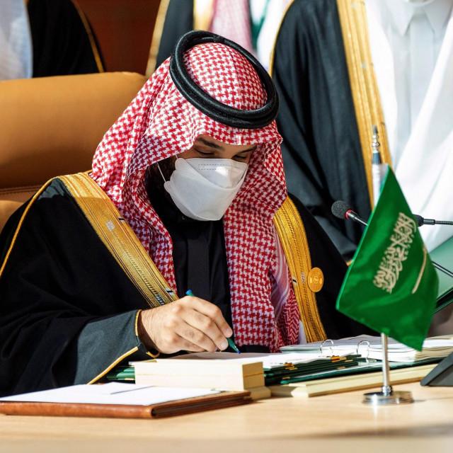 Saudijski princ Mohamed bin Salman