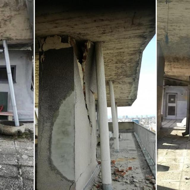 Mornarska, zgrada u Vukovarskoj 52 u Zagrebu