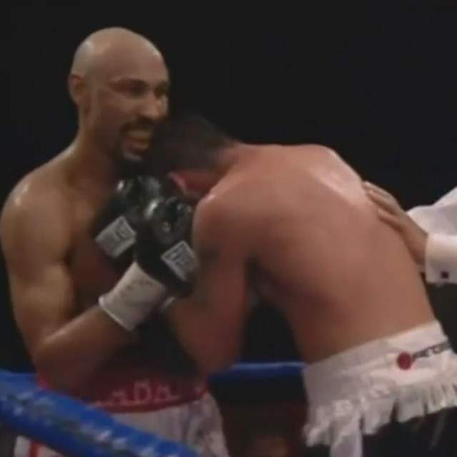 Kabary Salem vs. Joe Calzaghe
