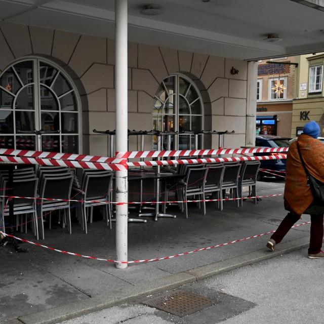 Novi lockdown u Austriji trajat će do 24. siječnja / Ilustracija