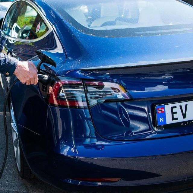 Električni automobili u Norveškoj