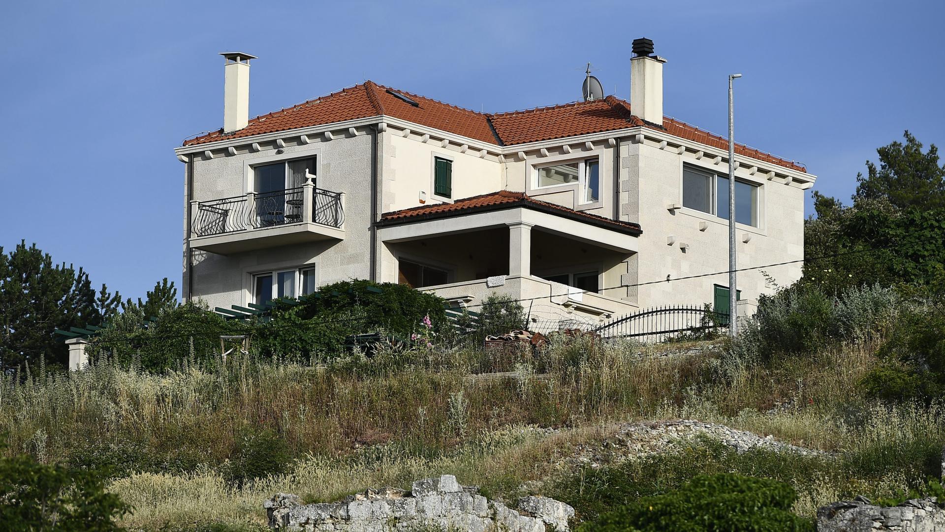 Kuća Lovre Kuščevića, Visoka ulica 5.