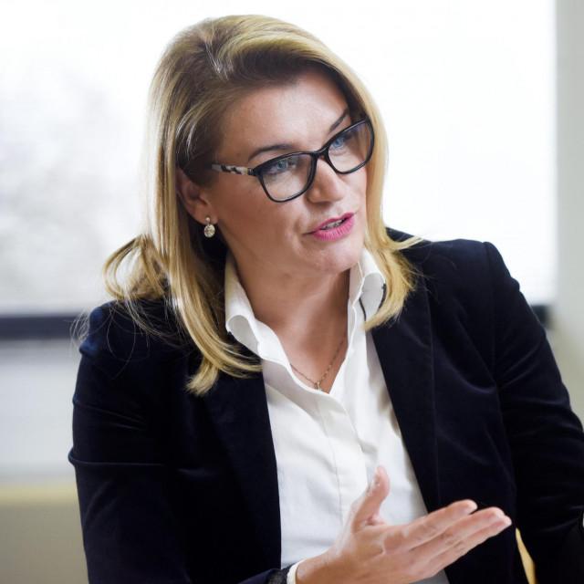 Nikolina Brnjac, ministrica turizma Republike Hrvatske