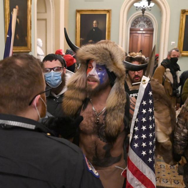 Neredi u američkom Kongresu