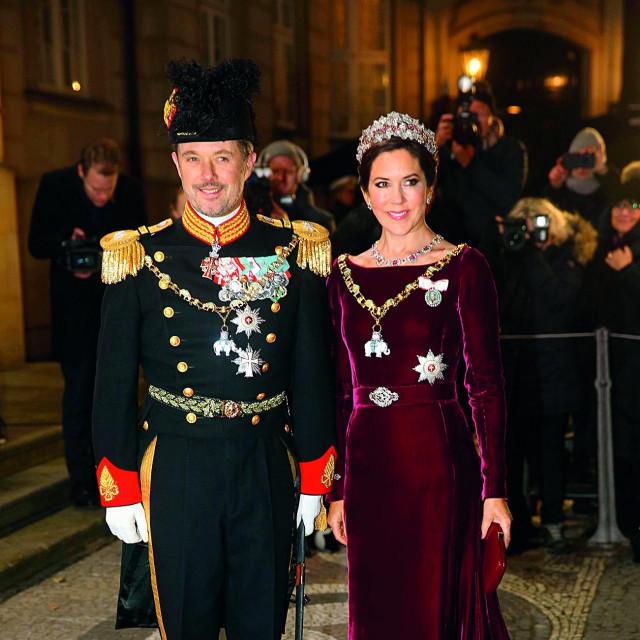 Princeza Mary i princ Frederik.