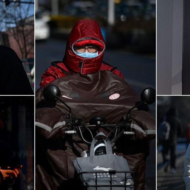 Hladnoća u Pekingu