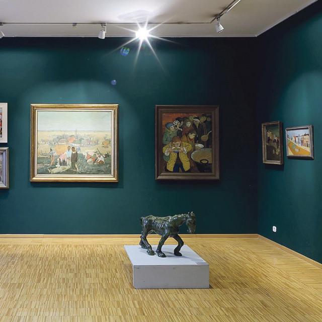 Moderna galerija predstavlja prvi dio postava