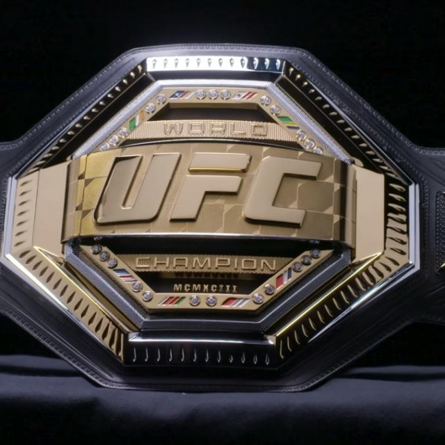 Pojas UFC prvaka