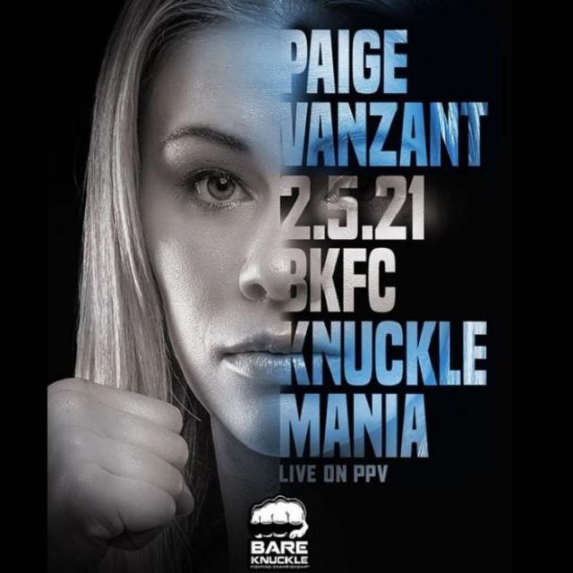 Paige VanZant Knucklemania