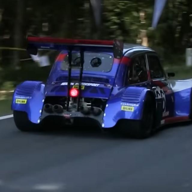 Fiat 500 W