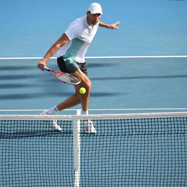 Dr. Ivo nema namjeru odustati od tenisa, barem ne još neko vrijeme