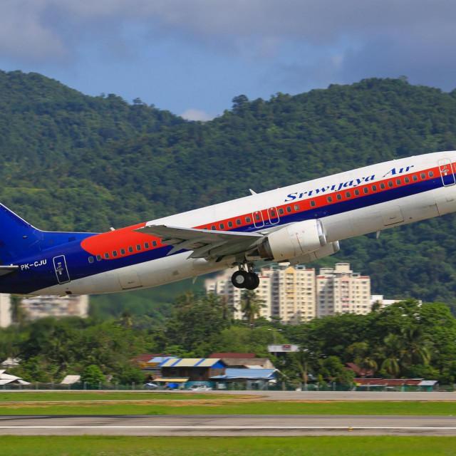 Boeing 737 u vlasništvu tvrtke Sriwijaya Air (arhivska fotografija)