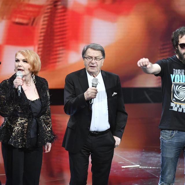 Zaprešić Boysi, Zorica Kondža i Miroslav Ćiro Blažević na svečanoj dodjeli medijskih nagrada Zlatni Studio 2019.