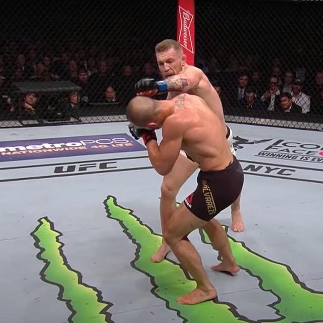 Alvarez vs. McGregor