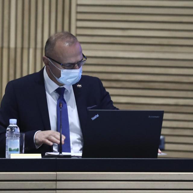 Ministar vanjskih poslova Gordan Grlić Radman