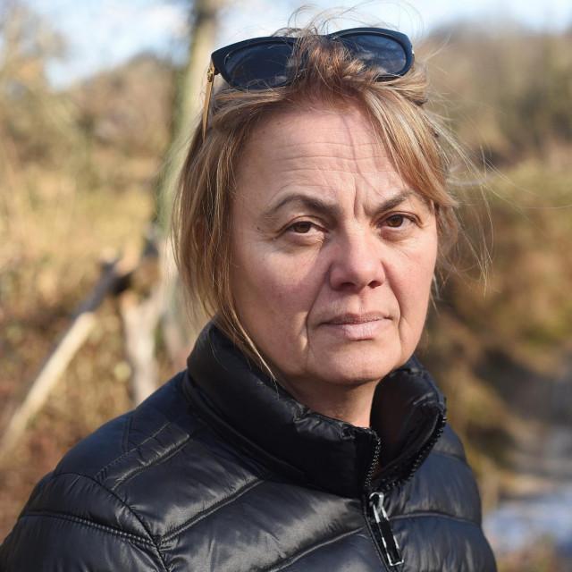 Branka Bakšić Mitić, dogradonačelnica Gline