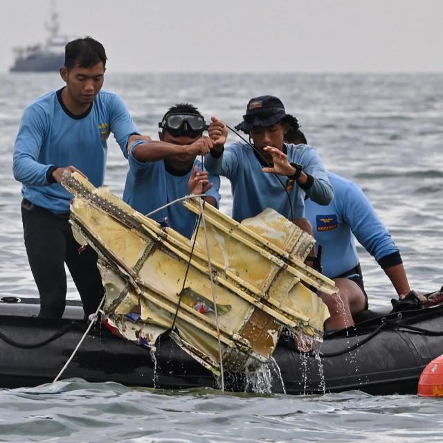 Potražni tim u Indoneziji