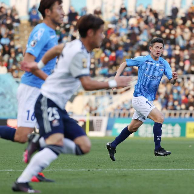 Kazuyoshi Miura uživa rušiti rekorde