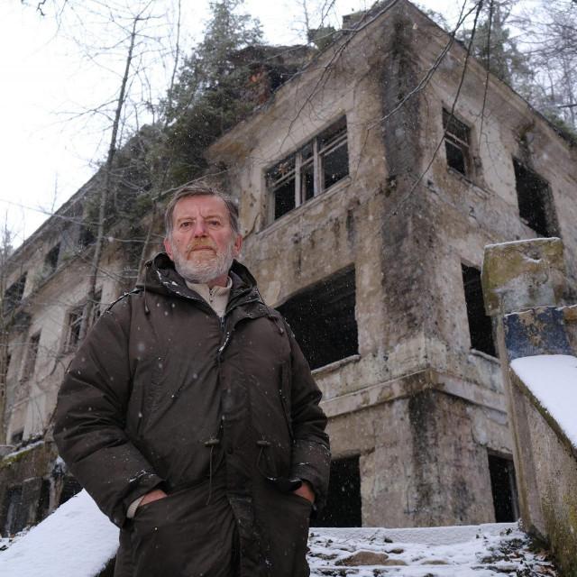 Josip Blažević 20 je godina živio u Brestovcu