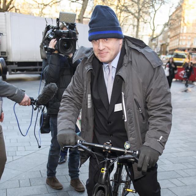Boris Johnson, arhivska fotografija