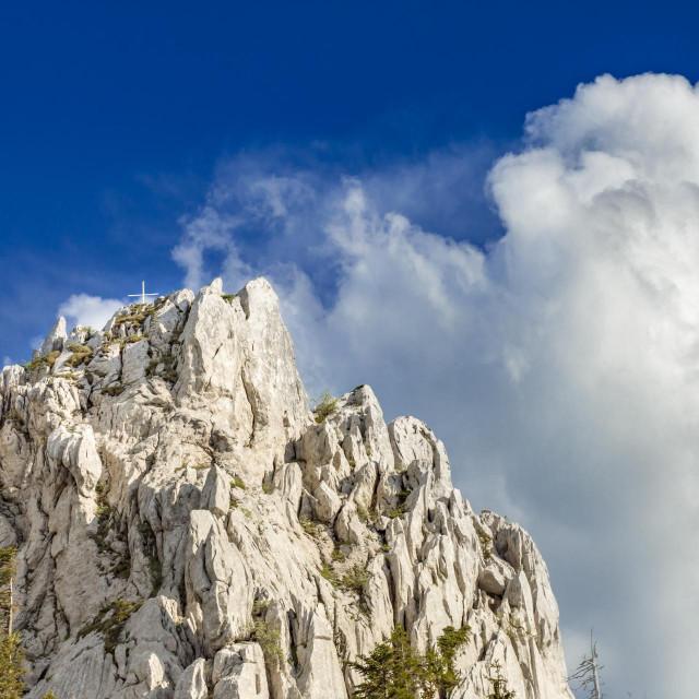 Planinarenje Bijelim i Samarskim stijenama i u suhim uvjetima zahtijeva bolju formu i iskustvo