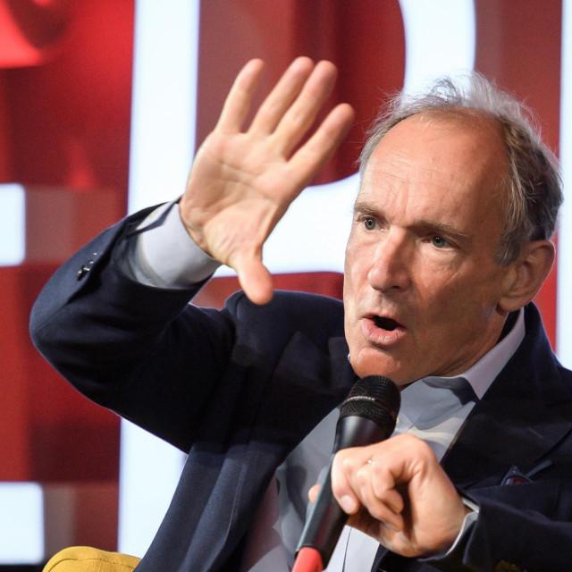 Tim Berners-Lee, arhivska fotografija