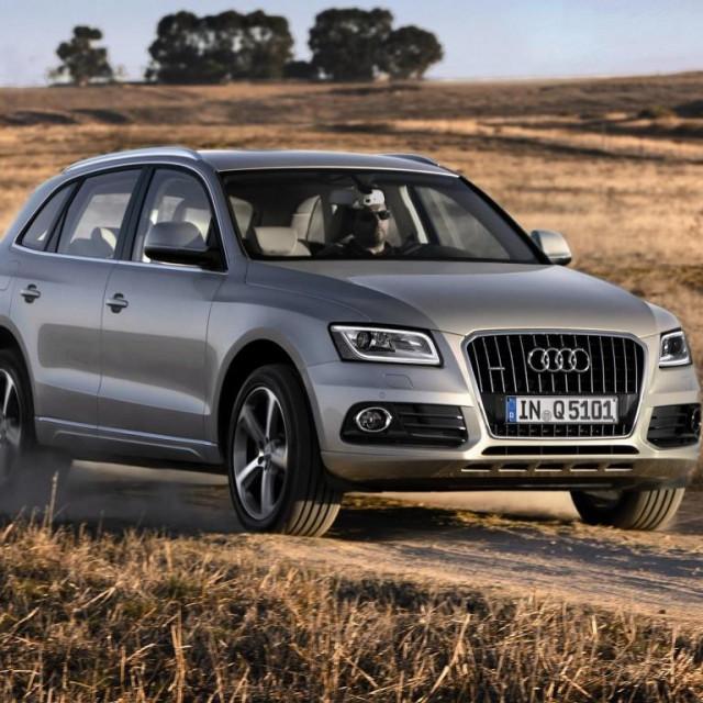 Rabljeni Audi Q5