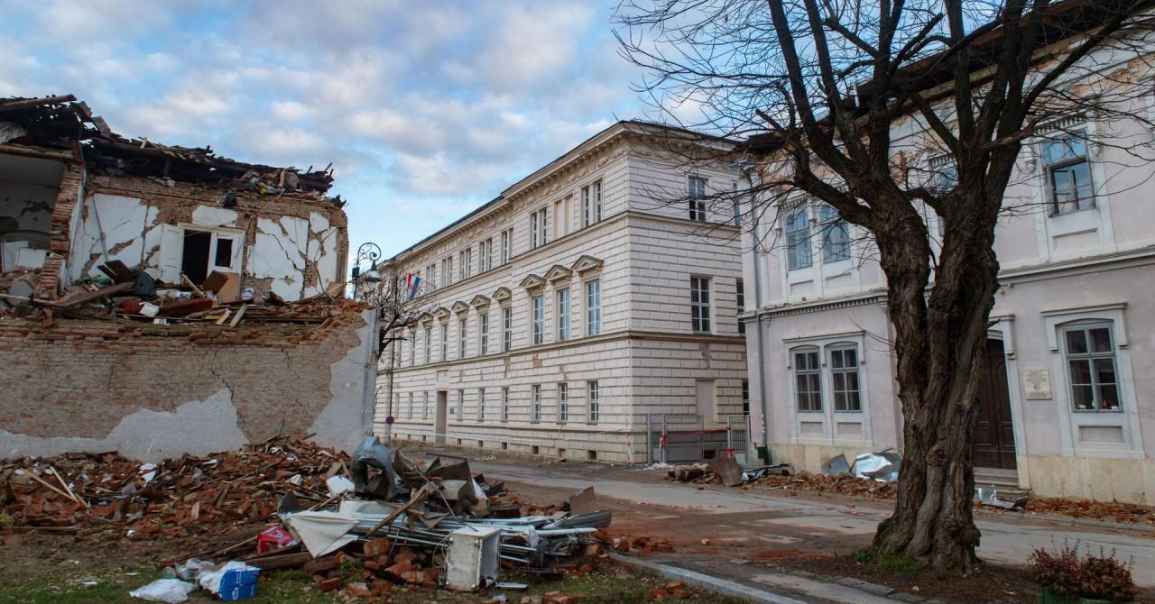 Potresom uništenu osnovnu školu u Petrinji te crkvu u Žažini obnovit će - država Mađarska