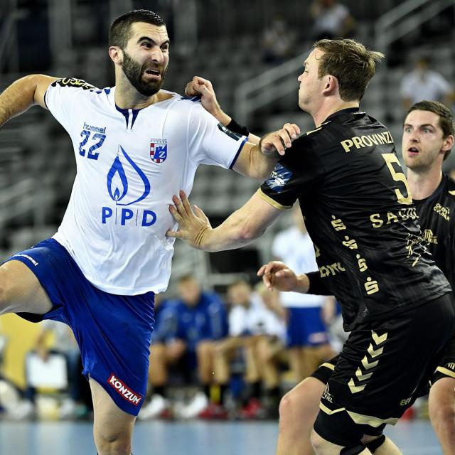 Sander Sagosen u Areni protiv PPD Zagreba