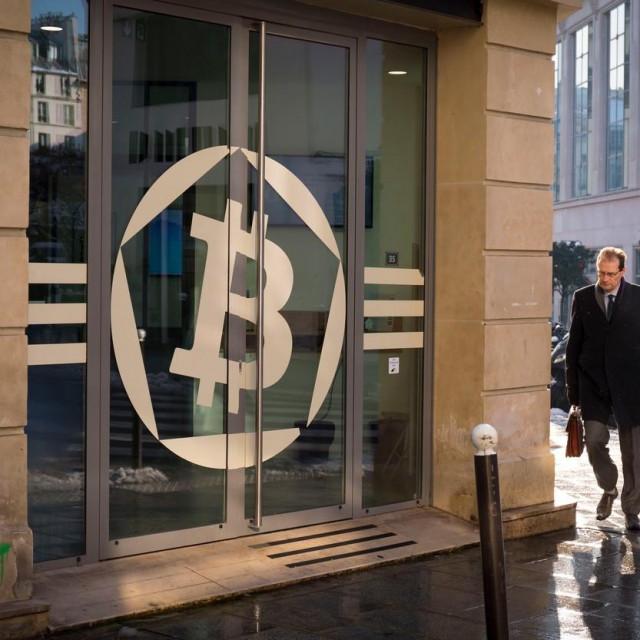 Bitcoin kuća u Parizu
