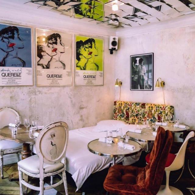 Derrière restoran u Parizu